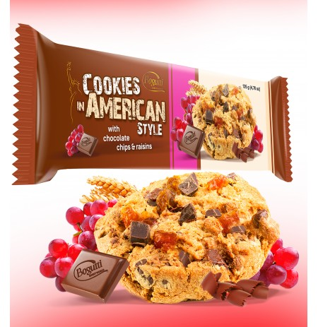 American Cookies 135g