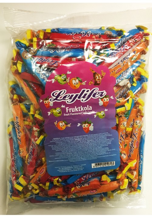 Leylifer Fruit Flavoured soft Candy