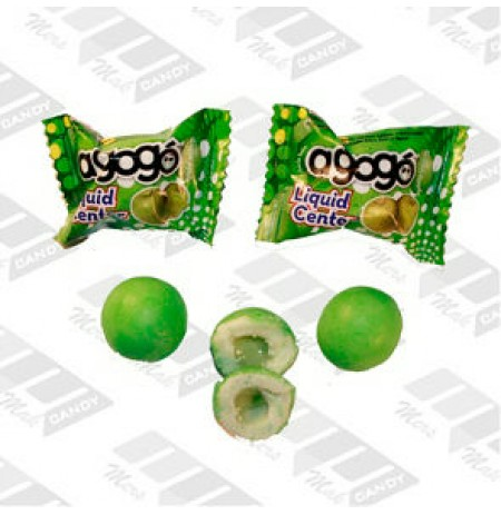 APPLE FLAVOUR FILLED WITH SOUR LIQUID