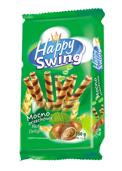 Happy Swing 150g Hazelnut