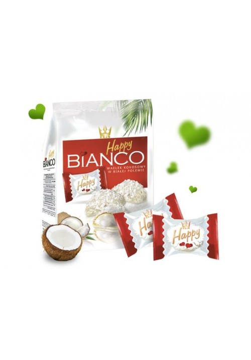 Happy Bianco 140g (red)